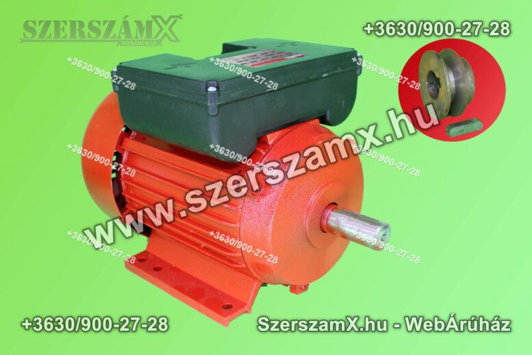VH22-3000 Villanymotor 2,2kW 220V-50Hz 3000/min