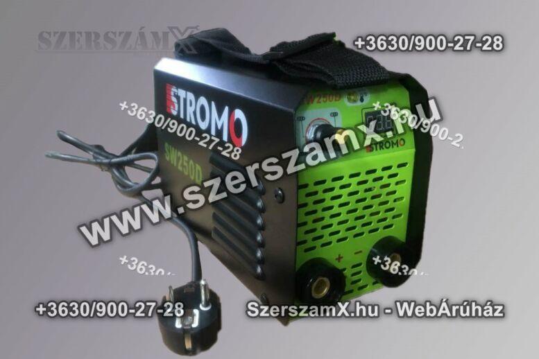Stromo SW250D Inverteres Hegesztő 250Amper Digitális