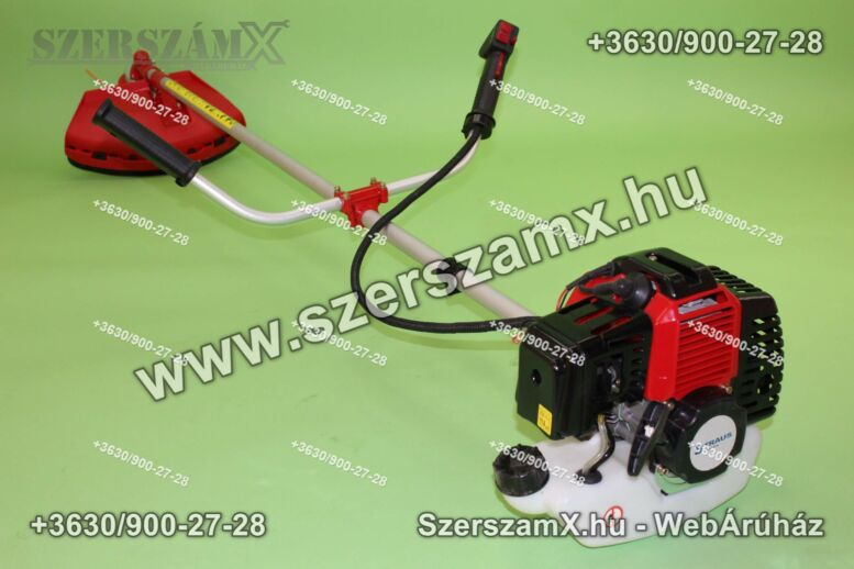 Straus benzinmotoros Bozótvágó GT2500-023J 52ccm 3, 5LE