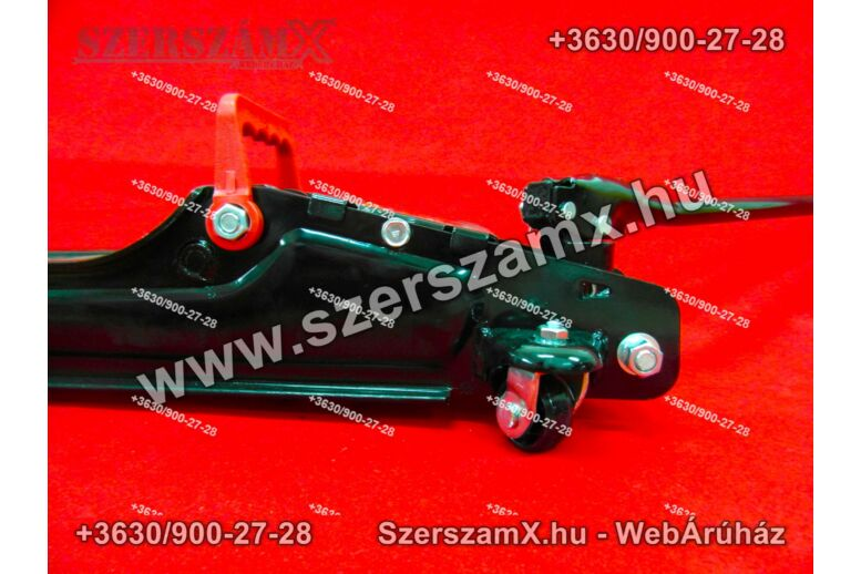 Black BL14303 Krokodil Autóemelő 2,5T Alacsony profil