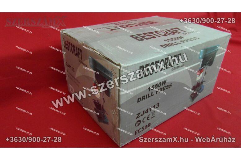 Haina HN1701 Oszlopos Fúrógép 1550W 16mm + Satu