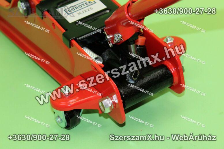 Eurotek E2.5J32 Krokodil Autóemelő 2,5T Alacsony profil