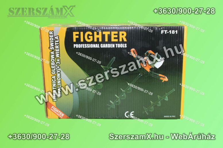 Fighter FG181 Földfúró 5,2Lóerő 52ccm