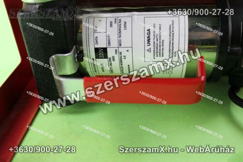 KraftDele KD1164 Üzemanyag és Olaj Szivattyú 375W