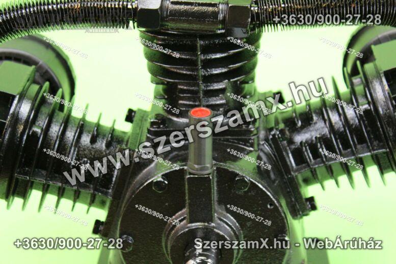 KraftDele KD1406 3-Hengeres Kompresszor 3x80mm