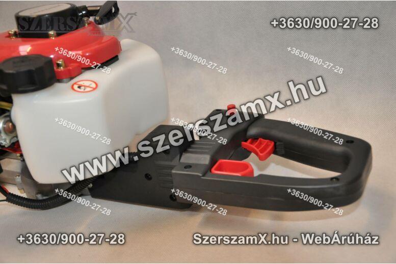 KraftDele KD172 Benzines Sövényvágó 1,7Lóerő