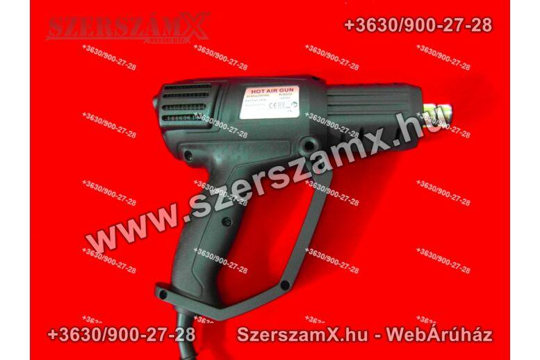 KraftDele KD581 Digitális Hőlégfúvó 2000W