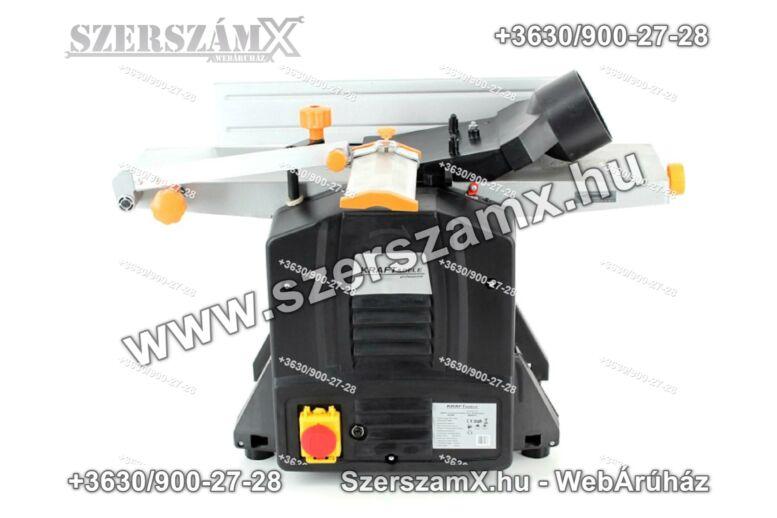 KraftDele KD590 Kombinált Vastagoló Gyalugép 1280W