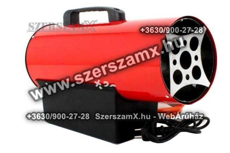 KraftDele KD704 PB-gázos Hölégfúvó 30kW