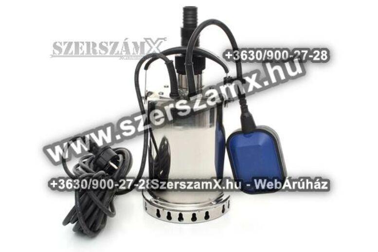 KraftDele KD730 Szennyvíz Szivattyú 1600W Inox
