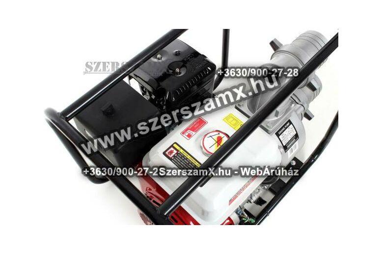 KraftDele KD770 Benzines 5,5Lóerős Szivattyú 550L/perc