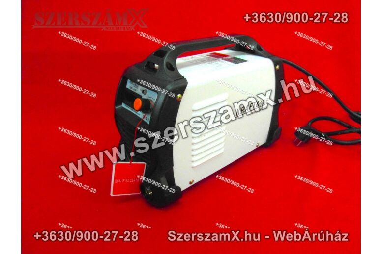 KraftDele KD837 Inverteres Hegesztő 250A Digitál