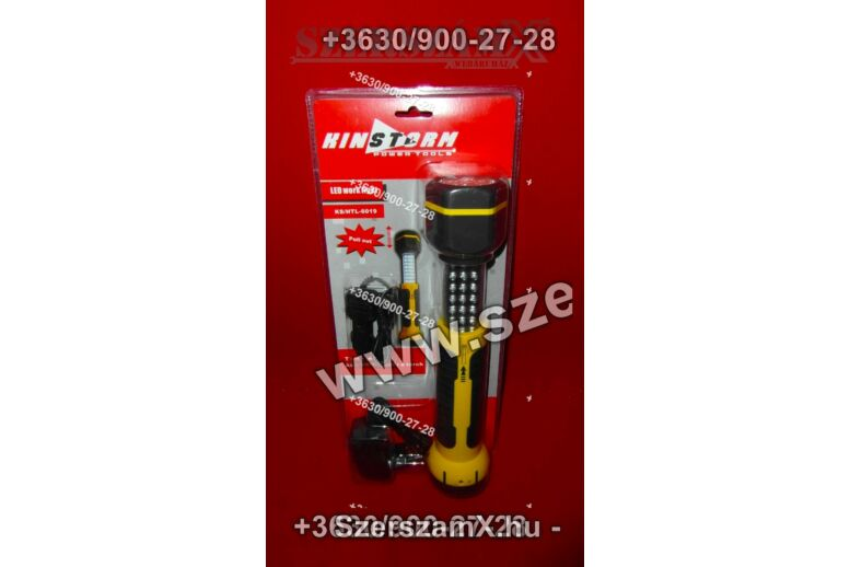 Kinstorm KS-HTL-6019 Akús LED Szerelő Lámpa