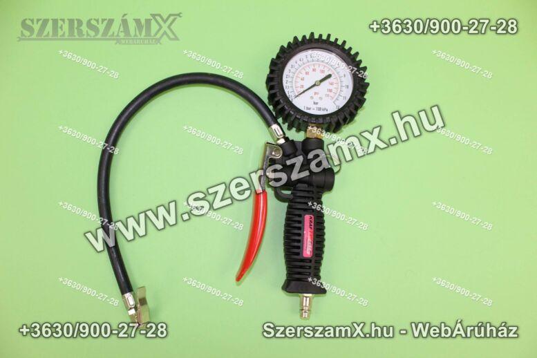 KraftWelle KW-267 Profi Keréknyomásmérő