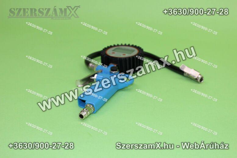 KraftWelle KW-G1031 Keréknyomásmérő Digitális