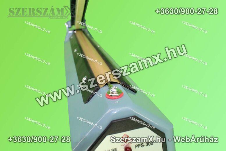 Haina M02-PFS300P Fólia Hegesztő 30cm