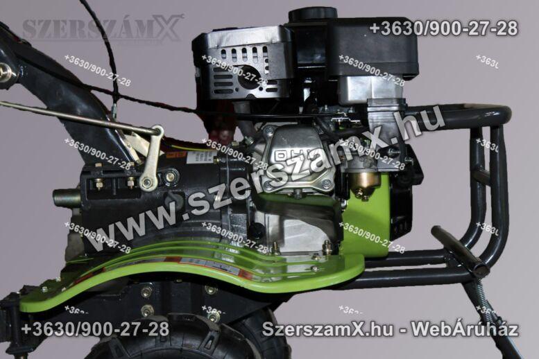 Oushida M17.ORTK Benzines Önjárós Kapálógép 2-Sebességes