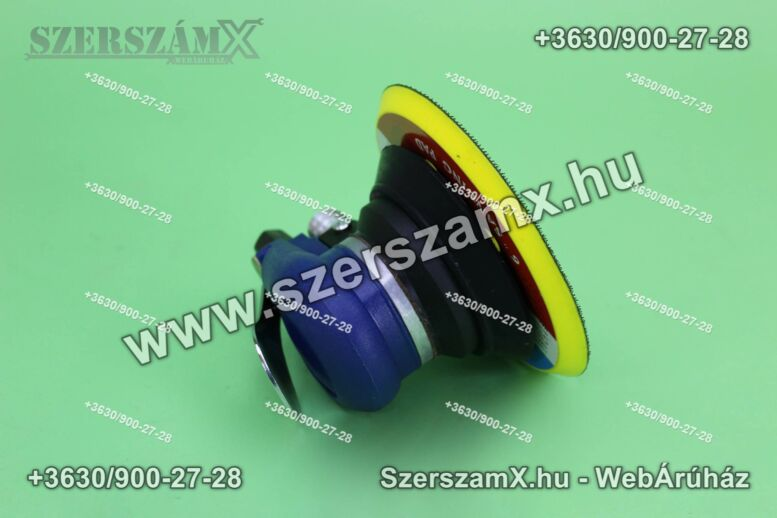 Straus ST/AT-151RS Pneumatikus Polírozó 150mm