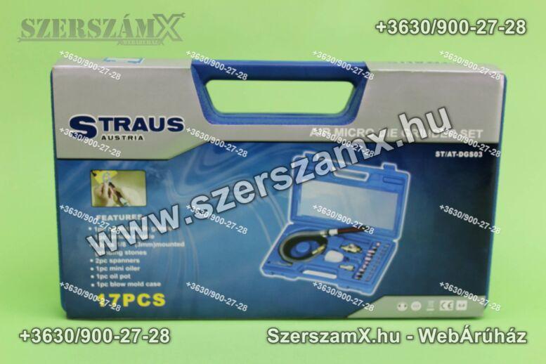 Straus ST/AT-DGS03 Pneumatikus Turbo Gravirozó