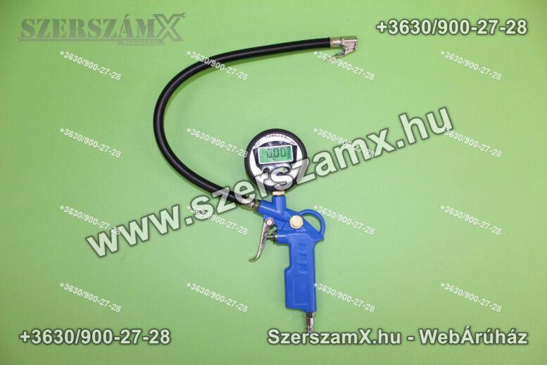 Straus ST/AT-TGD Pneumatikus Keréknyomásmérő Digitális