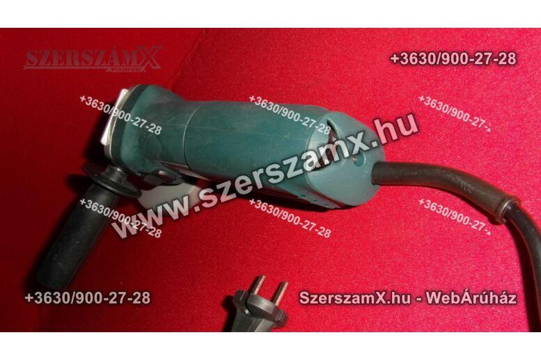 Straus ST/AG 115-021 Sarokcsiszoló 115mm 850W szabályzós