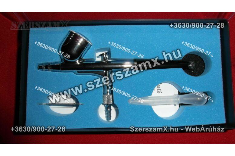 Straus ST/AT-13BS AirBrush Festékszóró 0,3mm
